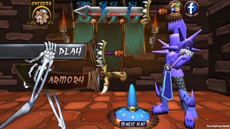 Evil Master Overlord screenshot